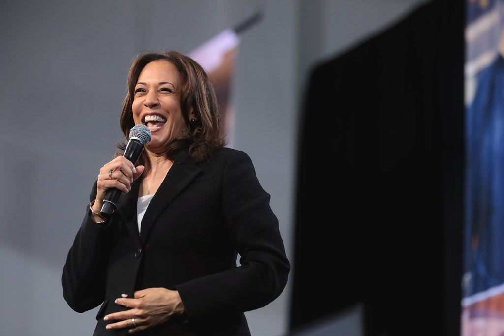 Joe Biden has officially chosen Kamala Harris as his running mate! Congratulate Kamala on this historic accomplishment by signing our card now!